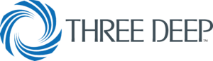 Three Deep Marketing Logo